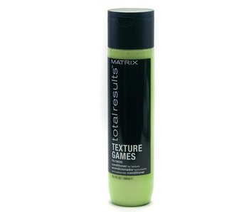 Matrix Texture Games Conditioner 300ml