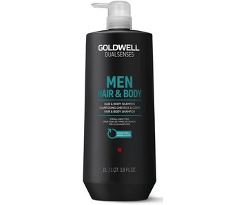 Goldwell Dualsenses Men Hair & Body Shampoo 1000ml