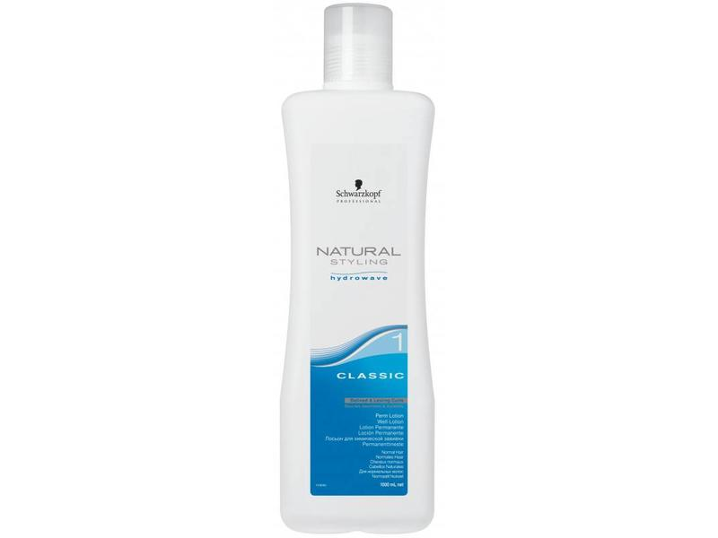 Schwarzkopf Professional Natural Styling Classic Lotion Nr. 1 - 1000ml