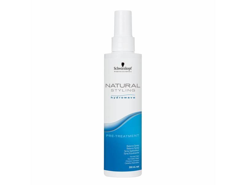 Schwarzkopf Natural Styling Pre Treatment Balance 200 ml