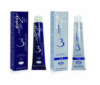 Lisap Easy Escalation Absolute 3 Haarverf 60ml