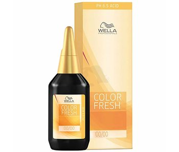 Wella Color Fresh 75ml .(Uitlopend)