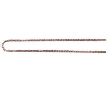 Sibel Japanse Postische Haarspelden 70mm Brons - 40 stuks