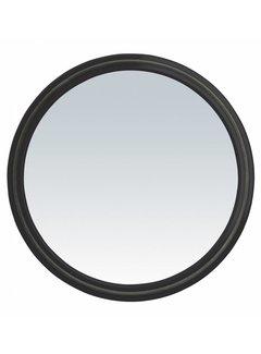 Sibel Magic Mirror Handspiegel Zwart