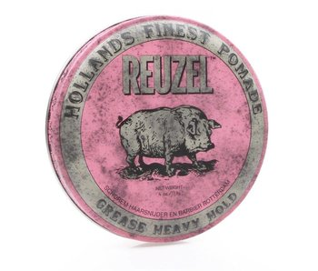 Reuzel Pomade Pink Heavy Hold 113 gram