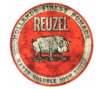 Reuzel Pomade Red Medium Hold 113 gram