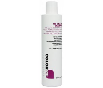 Color Me No-Yellow Shampoo 250ml