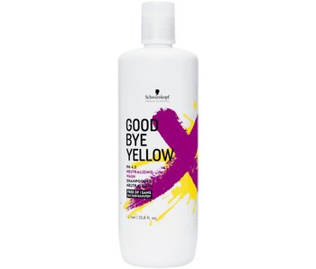 Schwarzkopf Goodbye Yellow 1000ml