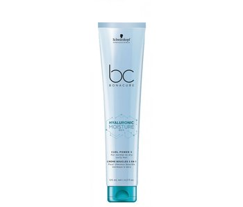 Schwarzkopf Bc Hyaluronic Moisture Kick Curl Power 5 - 125ml
