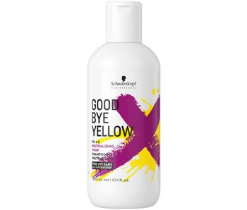 Schwarzkopf Goodbye Yellow 300ml