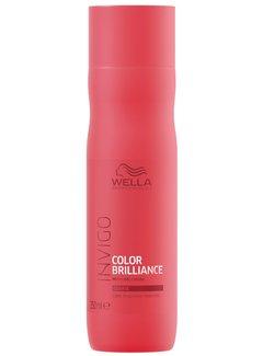 Wella Invigo Color Brilliance Shampoo Weerbarstig Haar 250ml