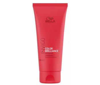 Wella Invigo Color Brilliance Vibrant Color Conditioner Fine 200 ml