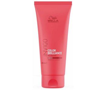 Wella Invigo Color Brilliance Vibrant Color Conditioner Weerbarstig Haar 200 ml