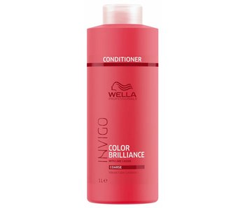 Wella Invigo Color Brilliance Vibrant Color Conditioner Weerbarstig Haar 1000ml
