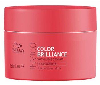 Wella Invigo Color Brilliance Vibrant Color Mask Fine/Normal 150 ml