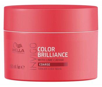 Wella Invigo Color Brilliance Vibrant Color Mask Weerbarstig Haar 150ml