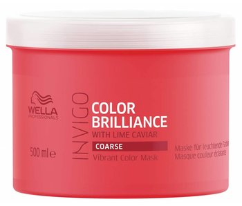 Wella Invigo Color Brilliance Vibrant Color Mask Weerbarstig Haar 500ml