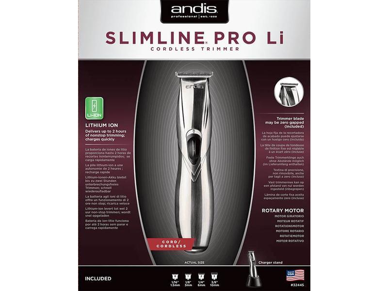 Andis D8 Slimline Pro-Li Cordless Trimmer