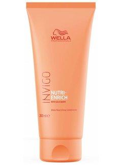 Wella Invigo Nutri-Enrich Deep Nourishing Conditioner 200 ml
