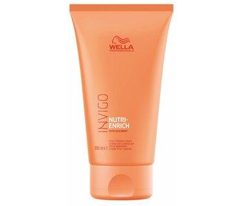 Wella Invigo Nutri-Enrich Frizz Control Leave-In Cream 150 ml