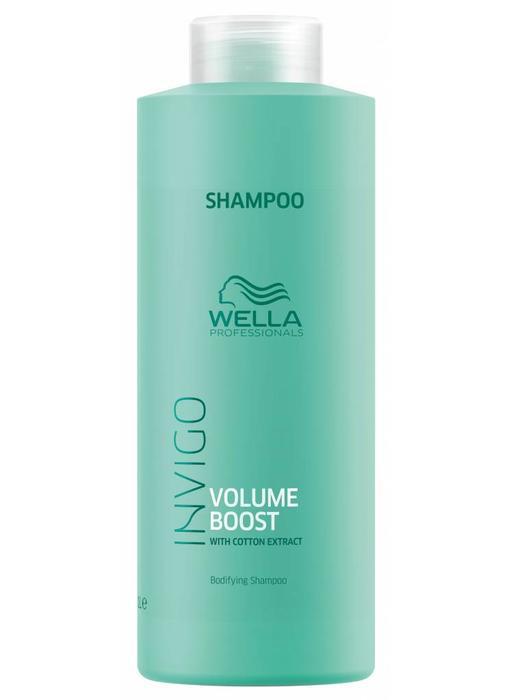 Wella Invigo Volume Boost Bodifying Shampoo 1000 ml