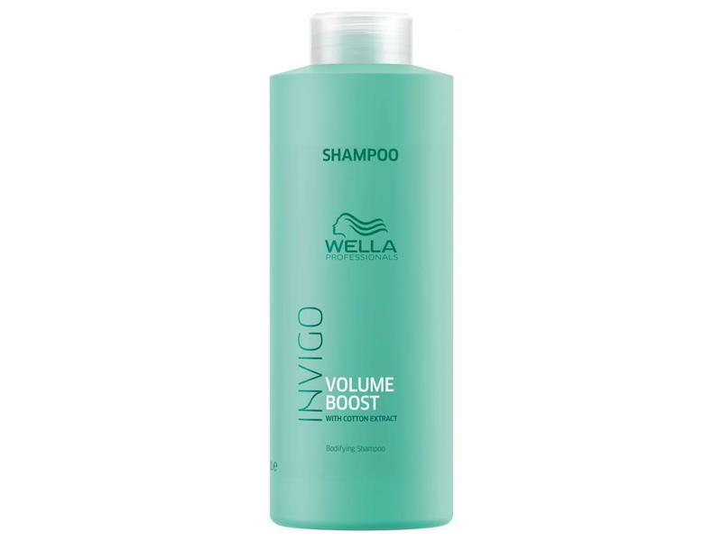 Wella Invigo Volume Boost Bodifying Shampoo 1000 ml