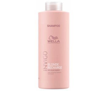 Wella Invigo Blond Recharge Cool Blonde Color Refreshing Shampoo 1000ml
