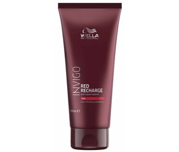 Wella Invigo Color Recharge Color Refreshing Cool Red Conditioner 200 ml