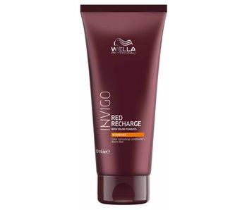 Wella Invigo Color Recharge Color Refreshing Warm Red Conditioner 200 ml