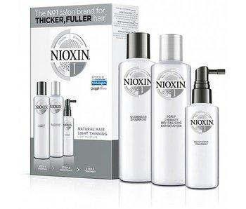 Nioxin Trail Kit System 1