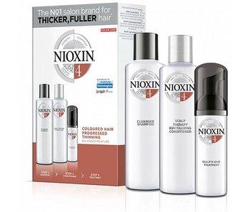 Nioxin Trail Kit System 4