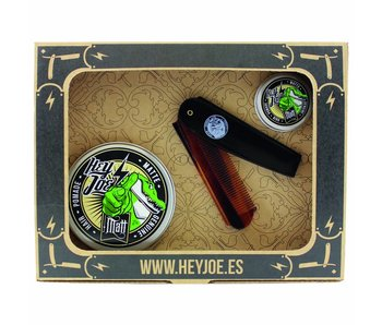 Hey Joe! Pomade Matte Survival Kit
