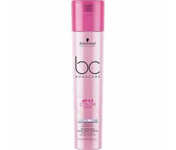 Schwarzkopf BC Color Freeze Silver Micellar Shampoo 250ml