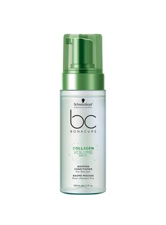 Schwarzkopf BC Volume Boost Whipped Conditioner  Baume-Mousse 150ml