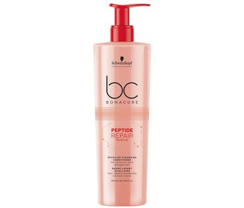 Schwarzkopf Peptide Repair Rescue Micellar Cleansing Conditioner 500 ml