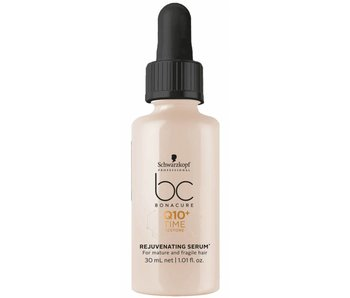 Schwarzkopf BC Q10+ Time Restore Rejuvenating Serum 30ml