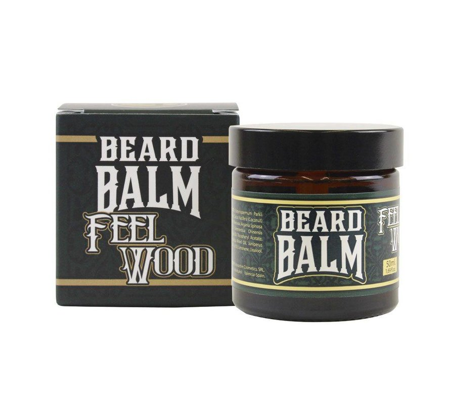 Beard Balm nr 4 Feel Wood