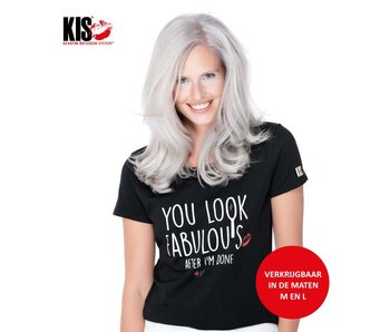 KIS T-Shirt  KIS You Look Fabulous