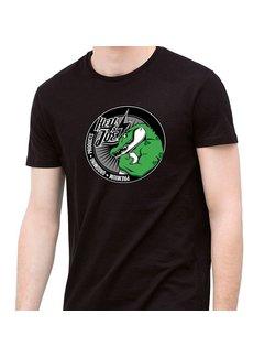 Hey Joe! T-Shirt  Logo Zwart