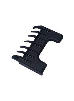 Moser Opzetkam 1,5mm Zwart