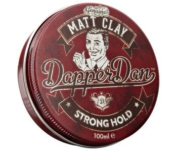 DapperDan Matt Clay 100ml