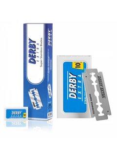 Derby Extra Blades Blue 20x10 Stuks
