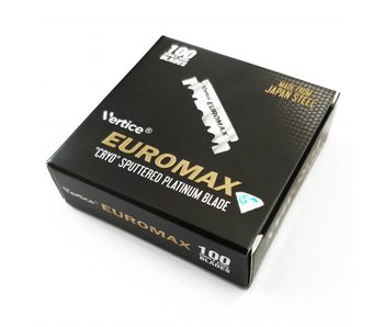 EUROMAX Single Blades 100 Stuks
