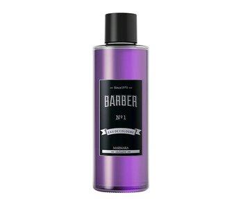 MARMARA BARBER Cologne NO1 Paars 500ml Glass Bottle