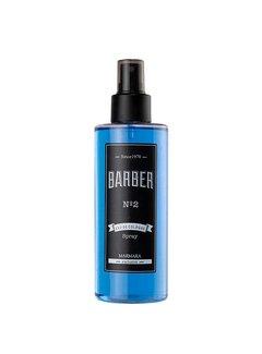 MARMARA BARBER Cologne NO2. Blauw 250ml Spray Bottle