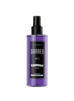 MARMARA BARBER Cologne NO1. Paars 250ml Spray Bottle