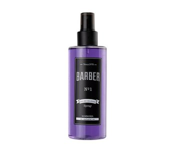 MARMARA BARBER Cologne NO1. Paars 250ml Spray Bottle