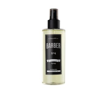 MARMARA BARBER Cologne NO4. 250ml Spray Bottle