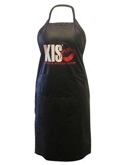 KIS Verfschort Nebur Zwart met KIS Logo