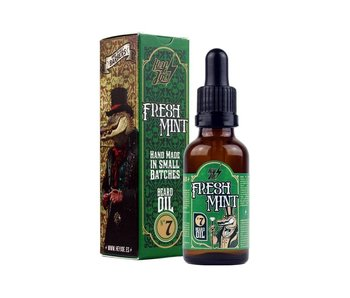 Hey Joe! Beard Oil nr7 Fresh Mint 30ml